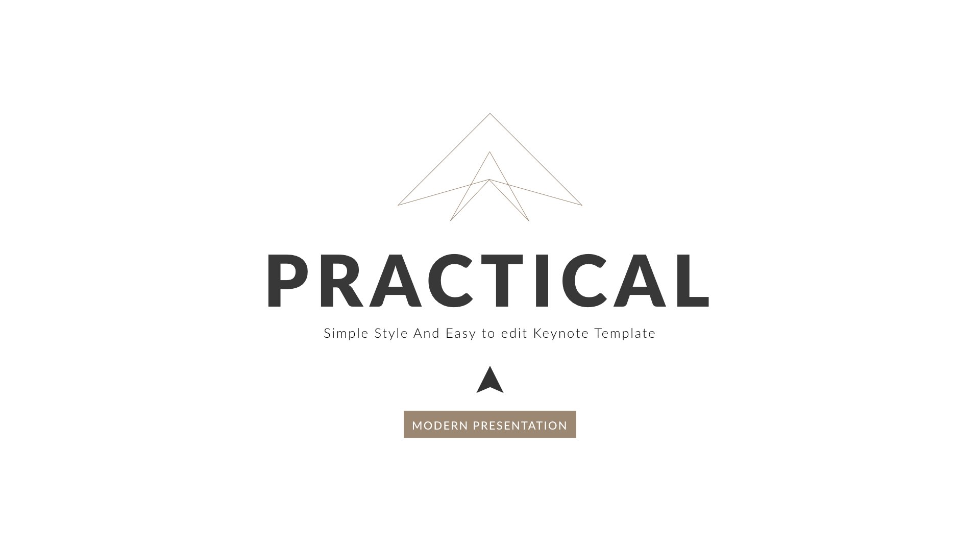17 - Practical Clean Trend Keynote Template