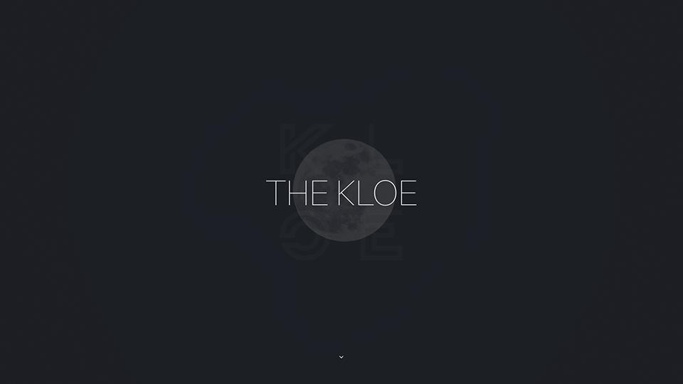20 - Kloe Minimal Creative Template Keynote