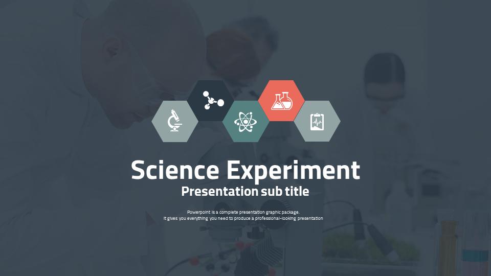 24. Science Experiement