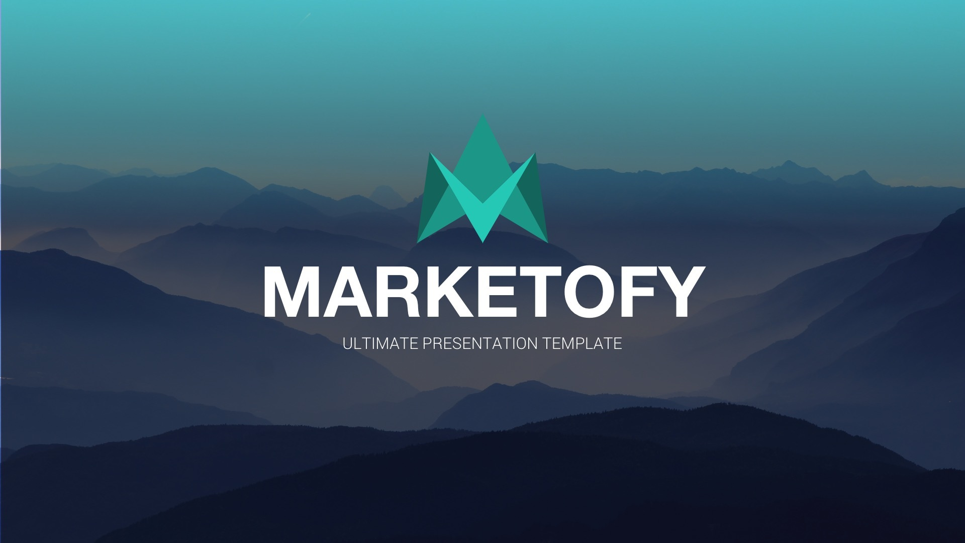 31 - Marketofy - Ultimate Google Slides Template