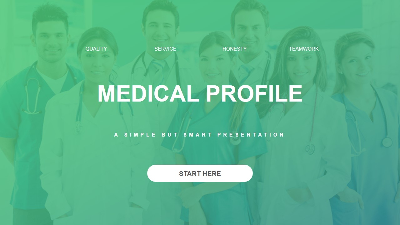 32. Medical PowerPoint Presentation Template