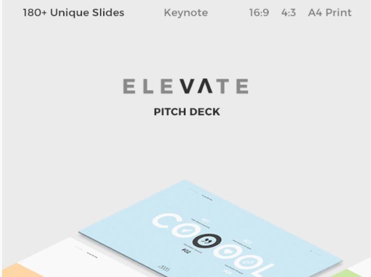34 - ELEVATE Keynote