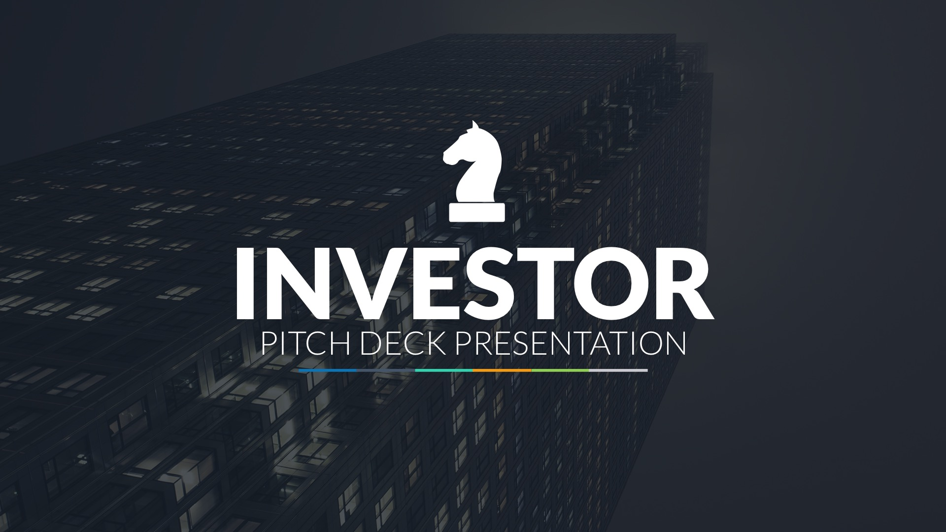 35 - Investor Pitch Deck Google Slides Template