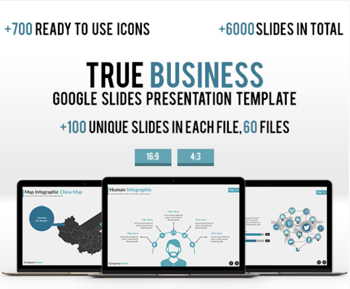 39 - 3 in 1 - Modern Business Google Slides Bundle