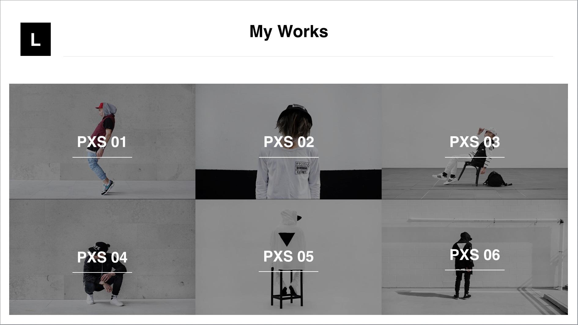 40 - Loic Minimal Digital Portfolio Keynote Template