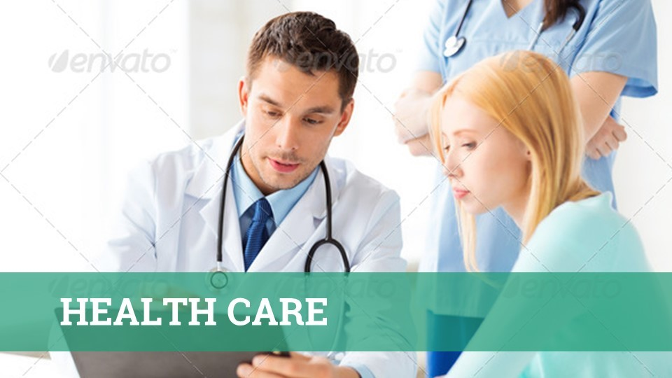 8. Health Care Succeess Presentation Template