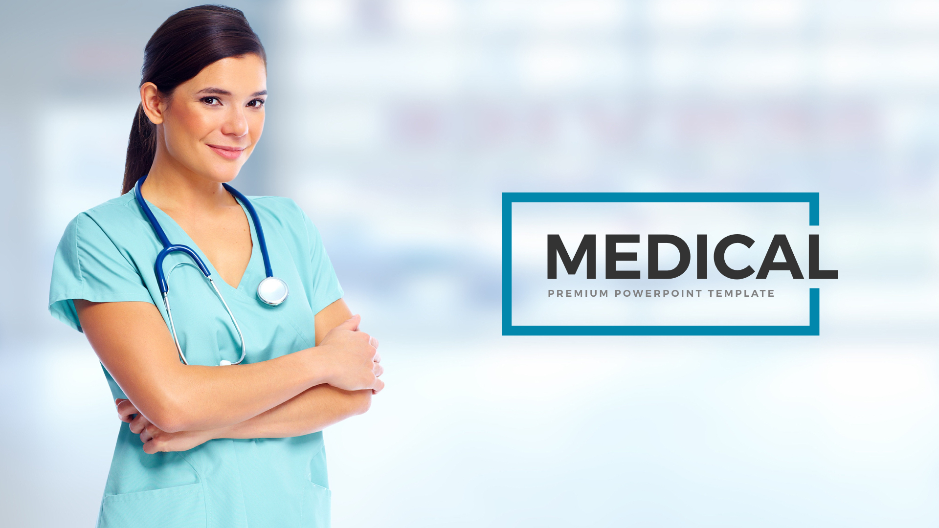 9. Medical Presentation Template
