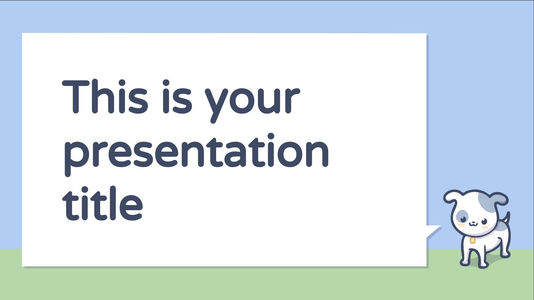 Crab Presentation Template 1