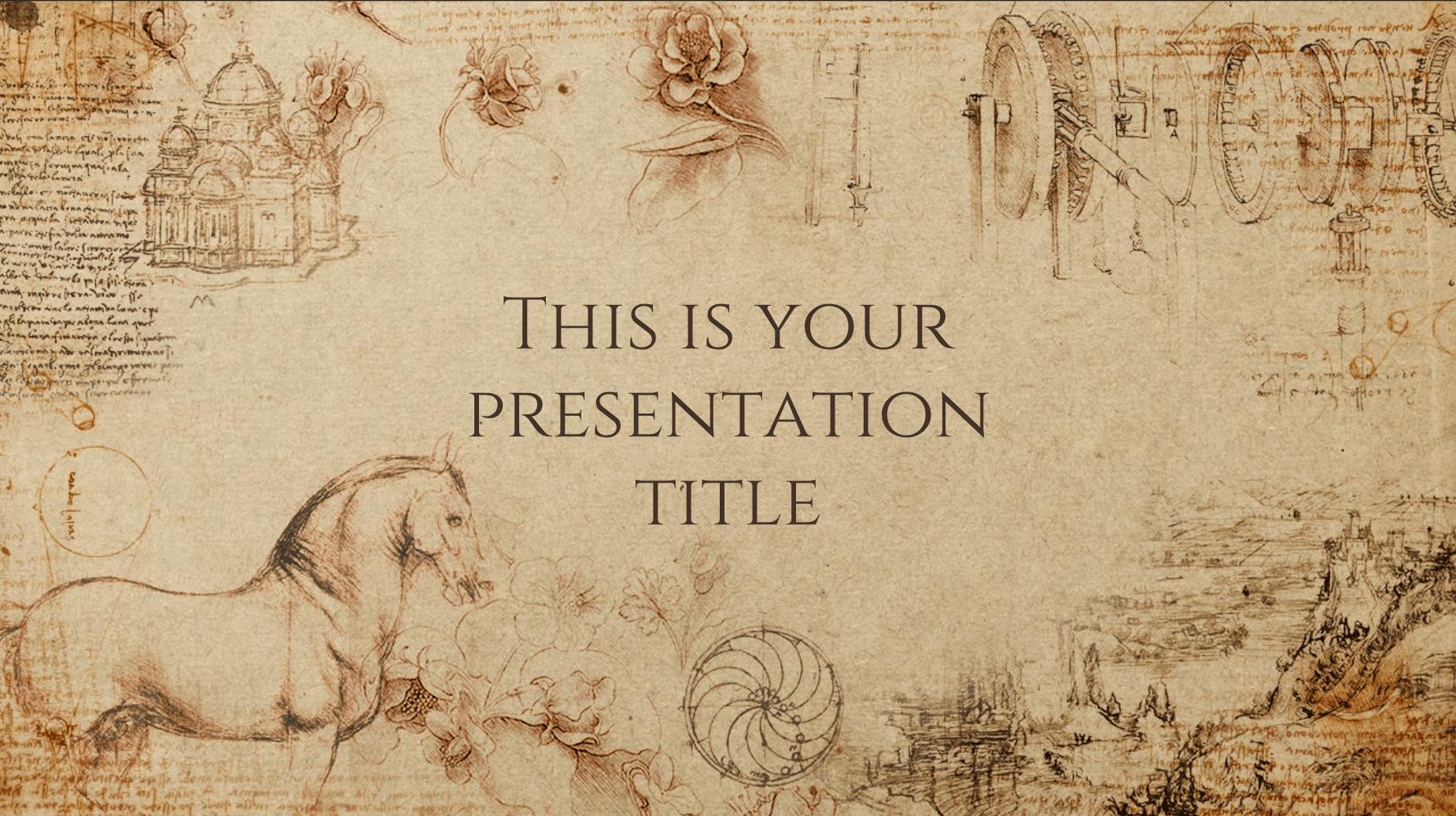 Dolabella Presentation Template
