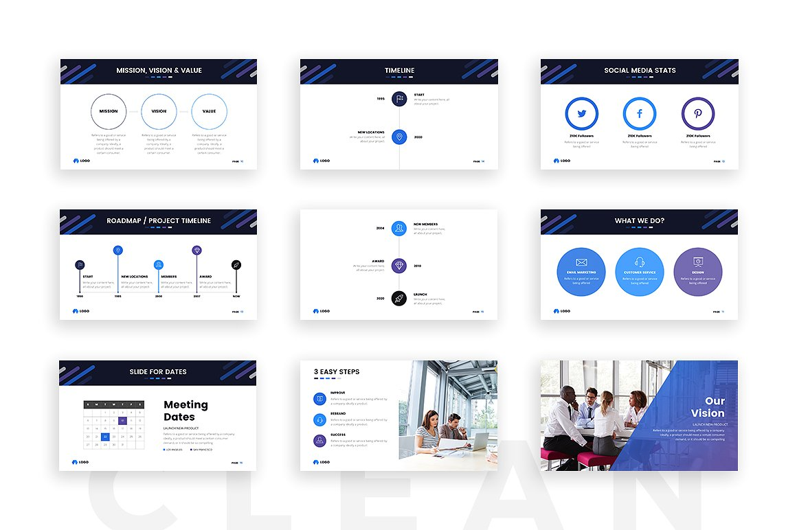Ultimate PowerPoint Template