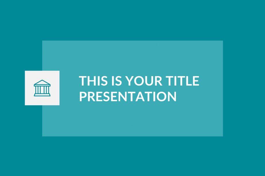 Albany Free Presentation Template