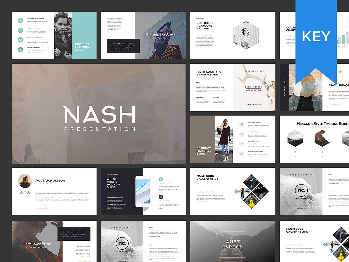 12. NASH Keynote Presentation Template