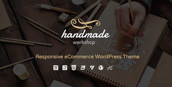 16 - Handmade - Shop WordPress WooCommerce Theme