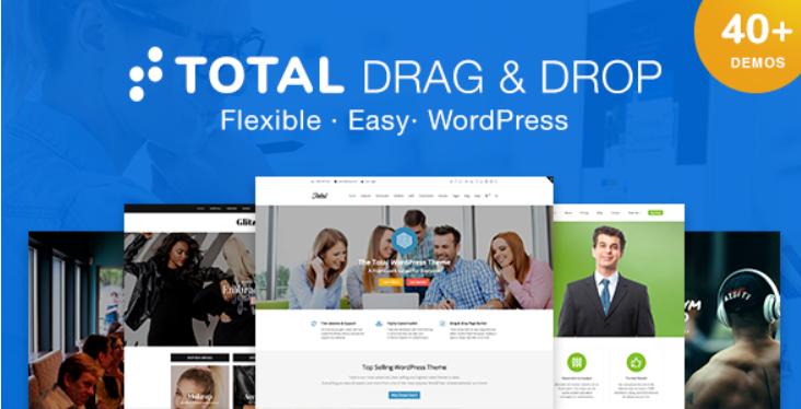 16 - Total Responsive Multi Purpose WordPress Theme