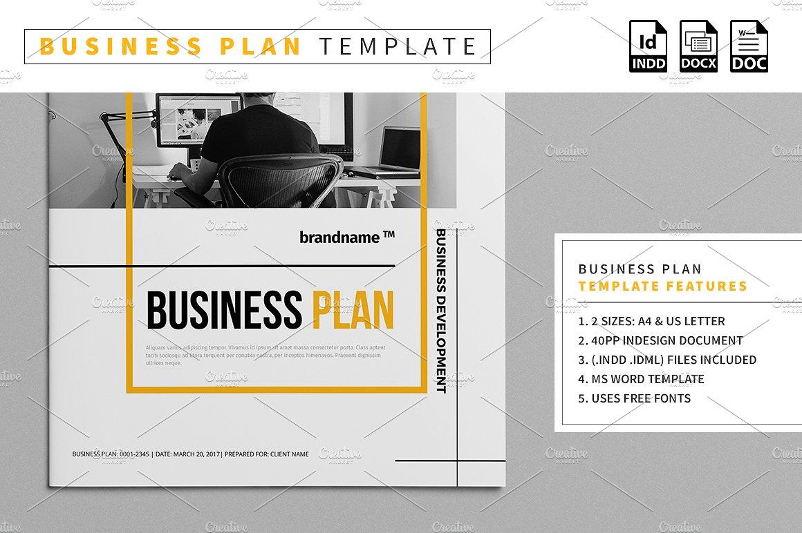 2. Business Plan Template