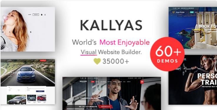 20 - KALLYAS Creative eCommerce Multi Purpose WordPress Theme