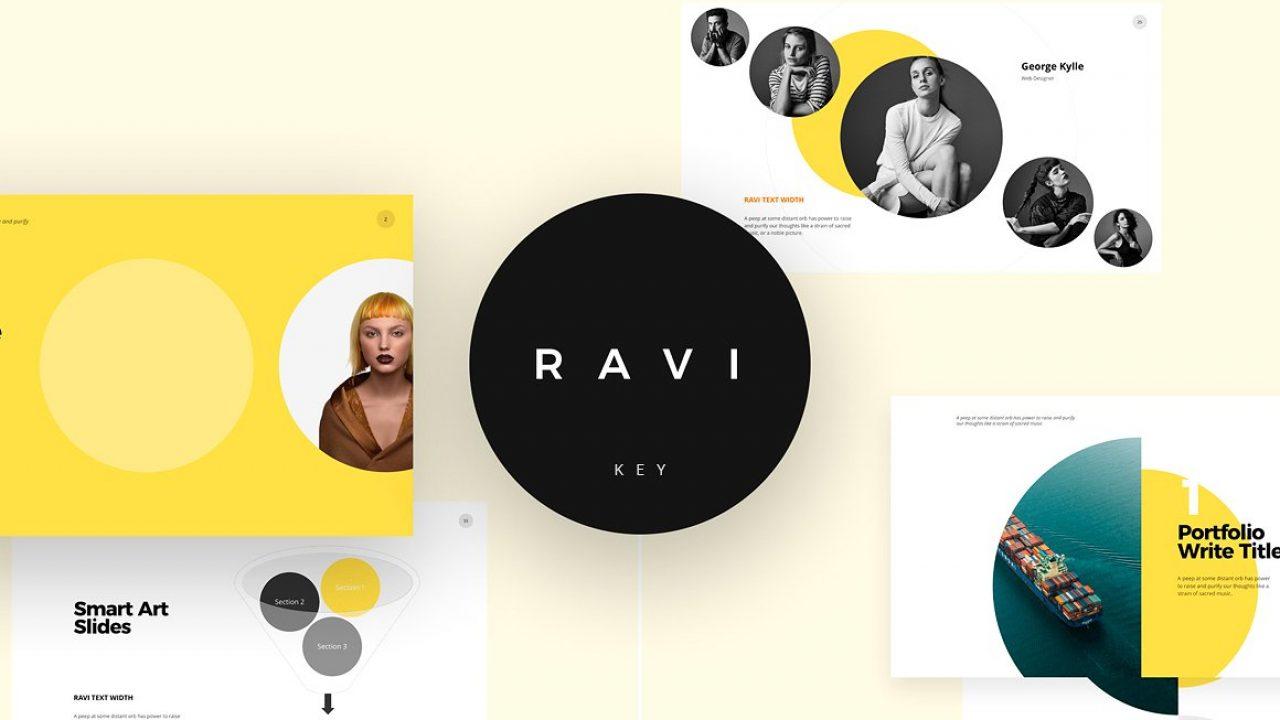 20 Best Free Stylish Powerpoint Templates