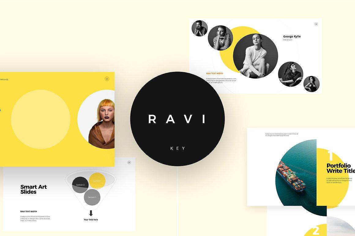 20. RAVI Keynote Template