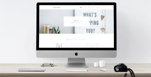 21 - Sibylla - WordPress Portfolio Theme
