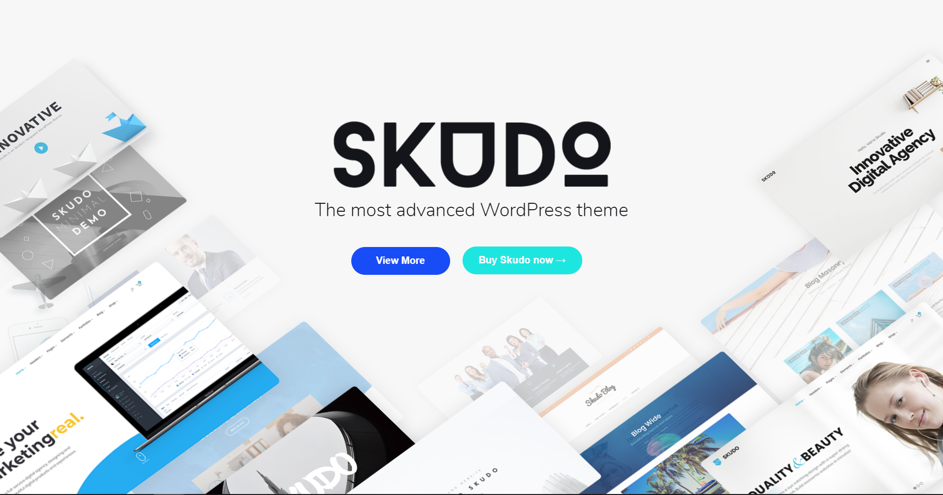 23. Skudo - Responsive Multipurpose WordPress Theme
