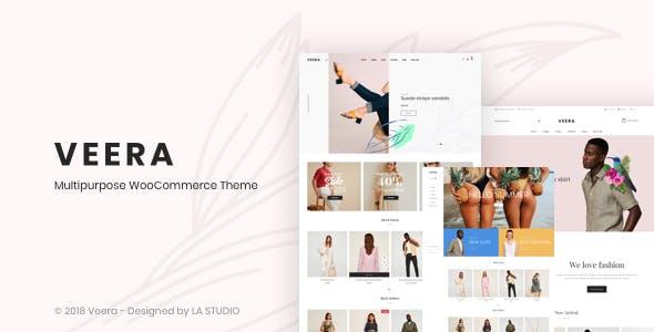 25 - Viera - Multipurpose WooCommerce Theme