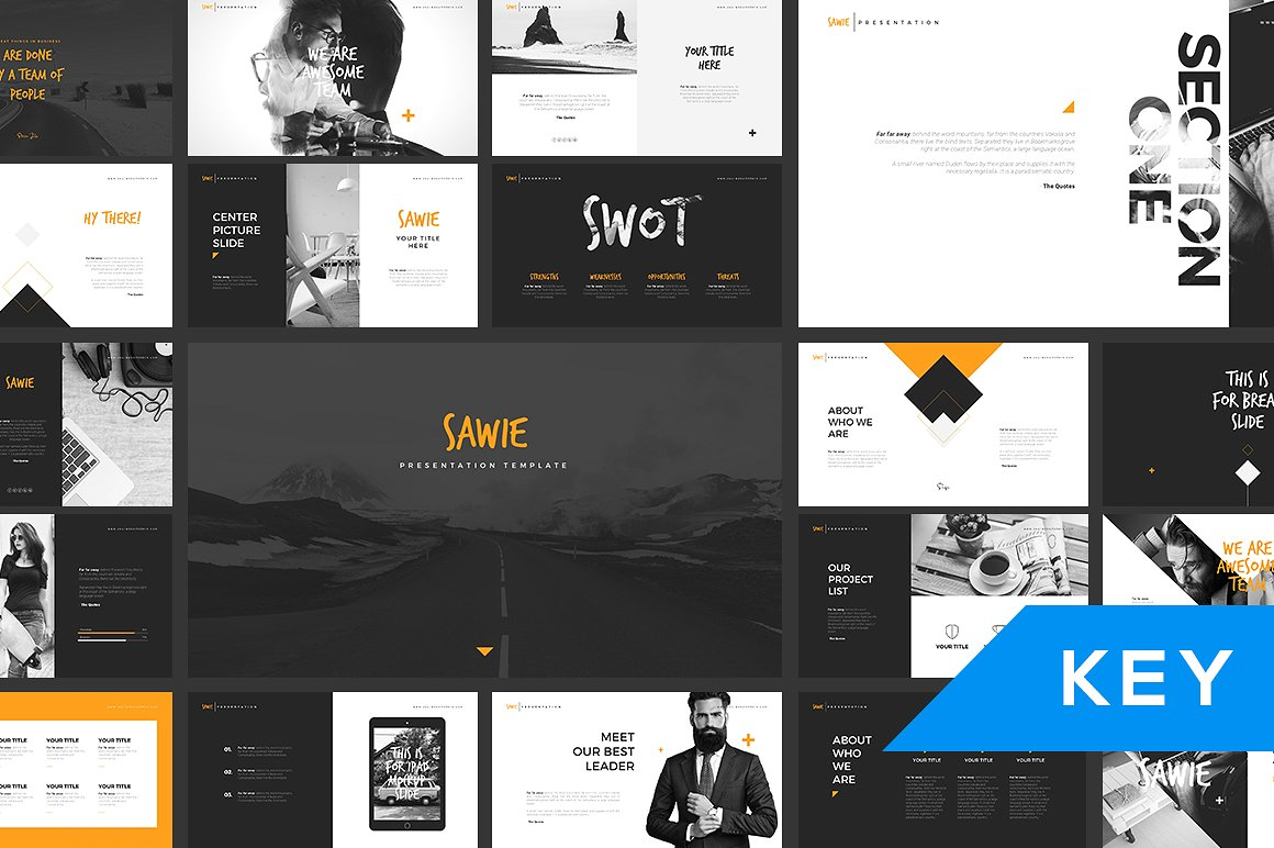 26. SAWIE Keynote Template