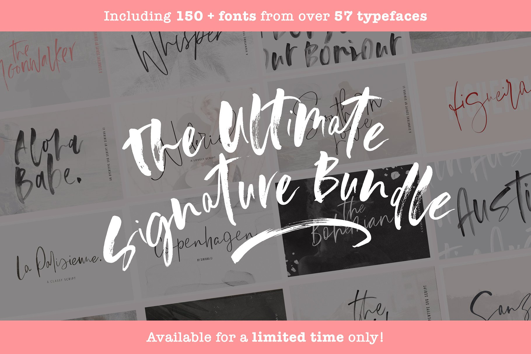 27. The Ultimate Signature Bundle