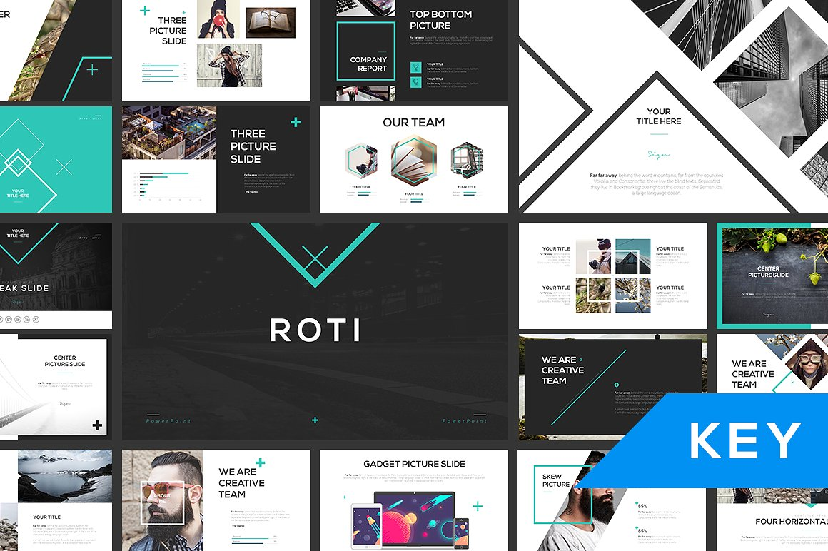28. ROTI Keynote Template