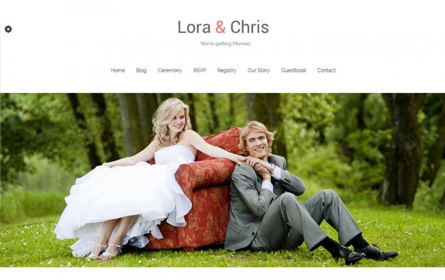 29 - Match Free Photography WordPress Theme