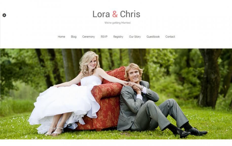 29 - Match Free Photography WordPress Theme