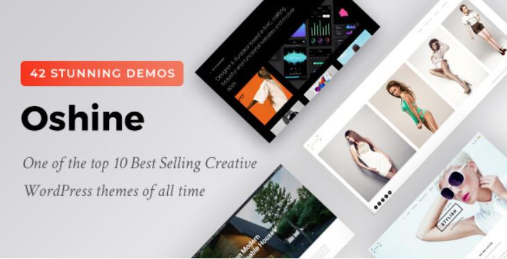 29 - Oshine Multipurpose Creative Theme