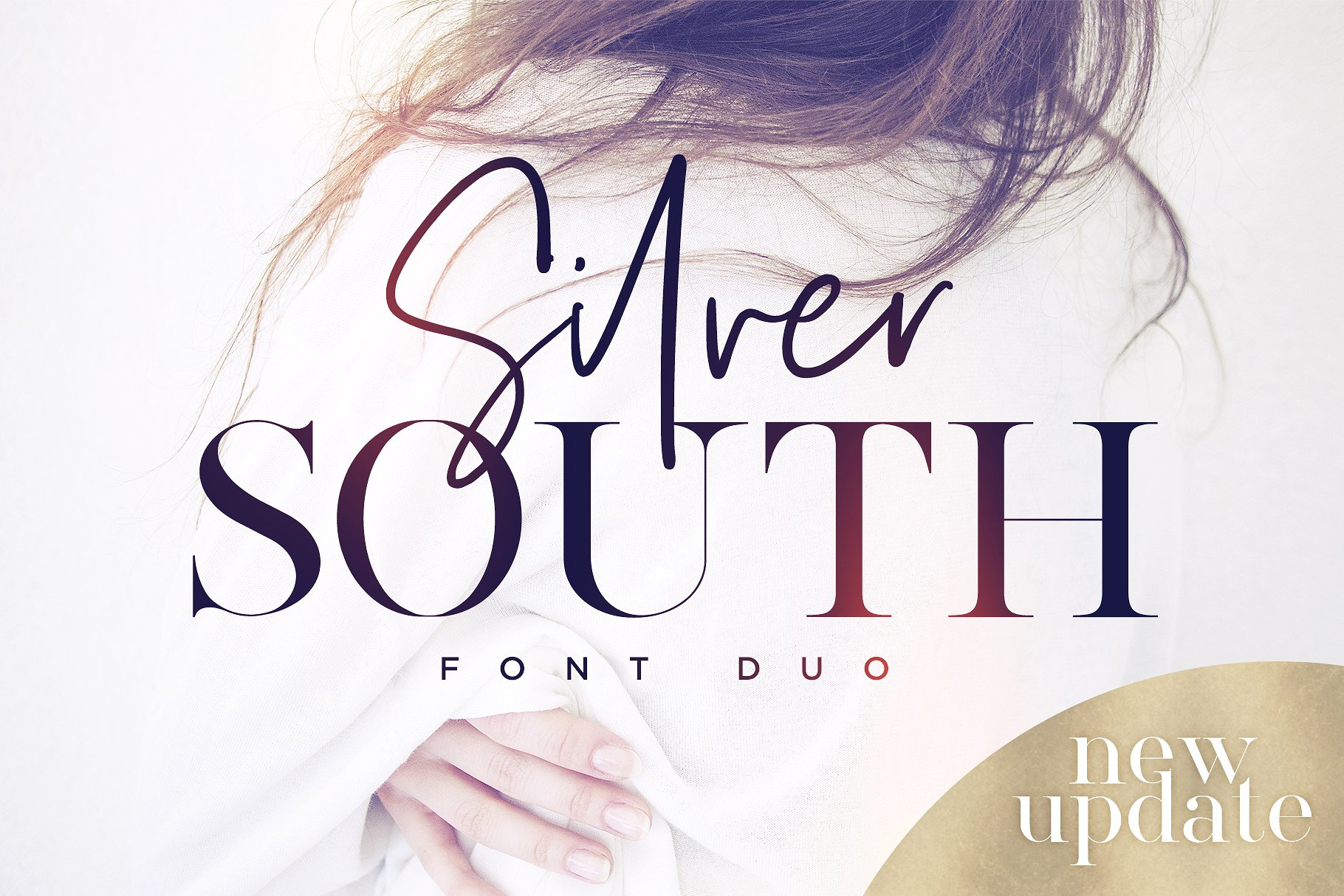 3. Silver South Font Dou (New Update)