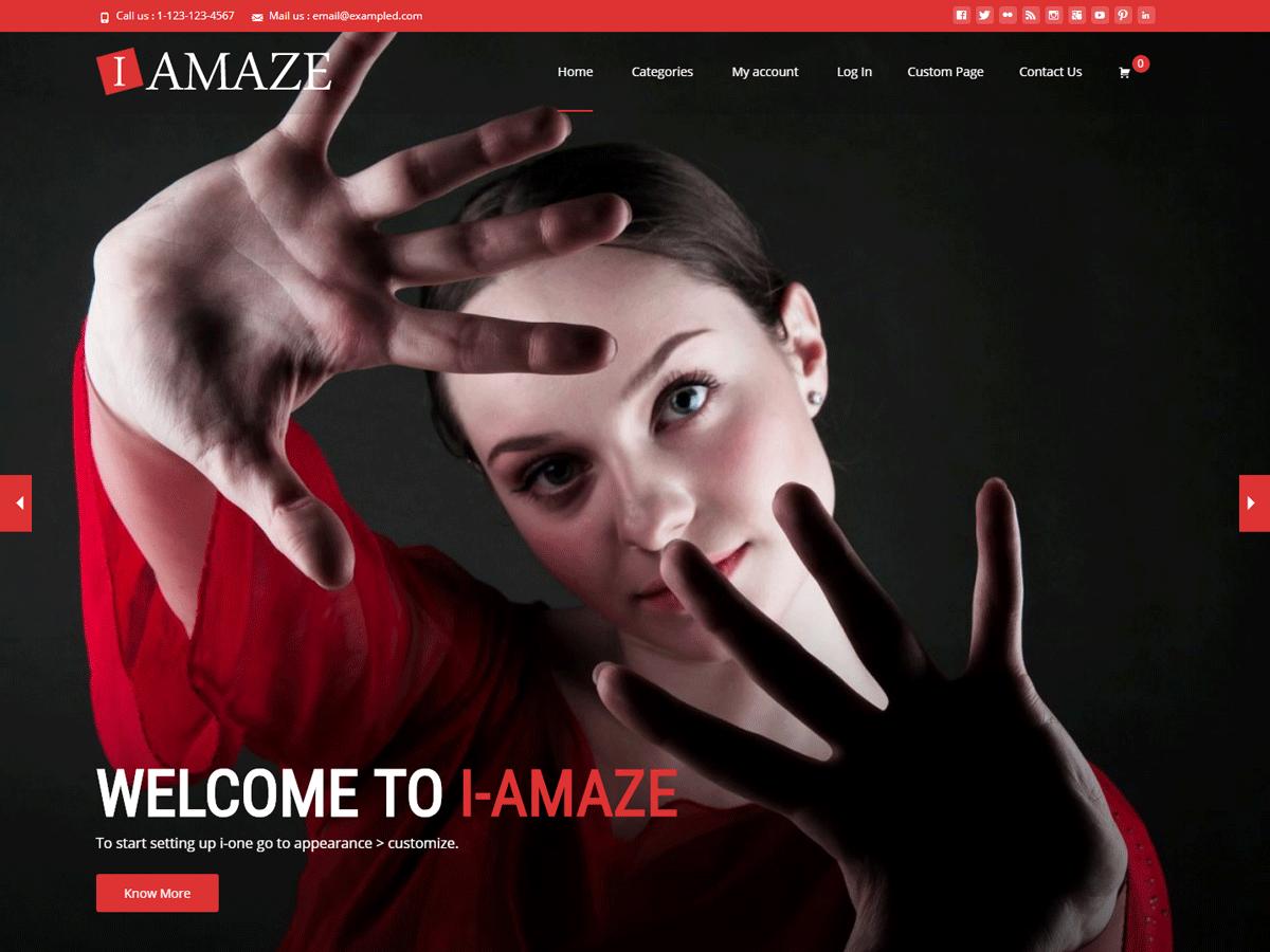3. i-amaze