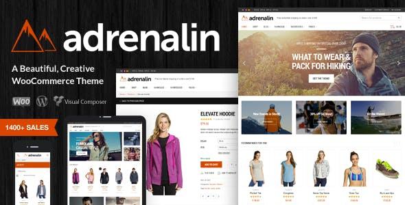 30 - Adrenalin - Multi-Purpose WooCommerce Theme