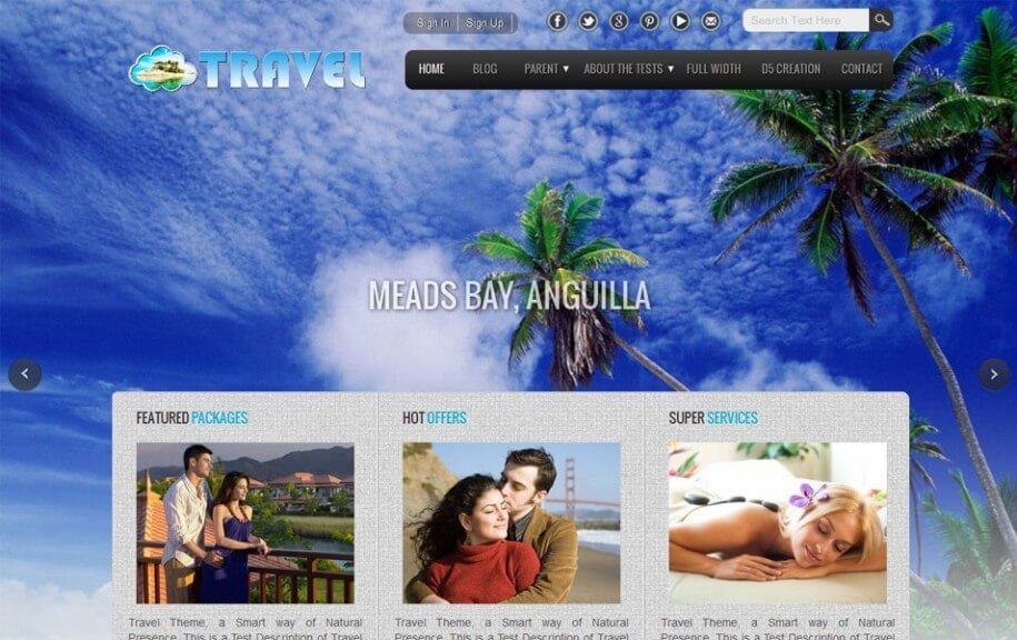 30 - Travel Lite Free Photography WordPress Theme