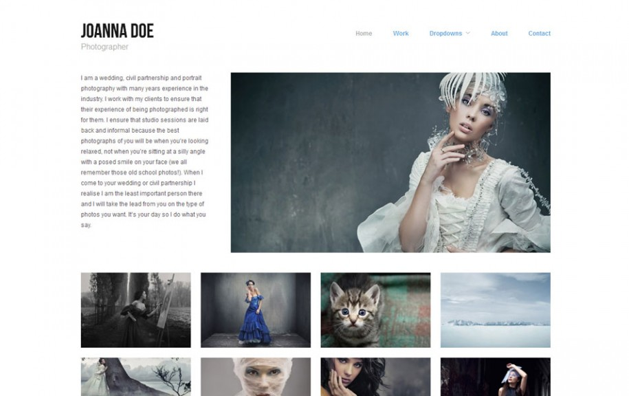 32 - Hatch Free Portfolio WordPress Theme