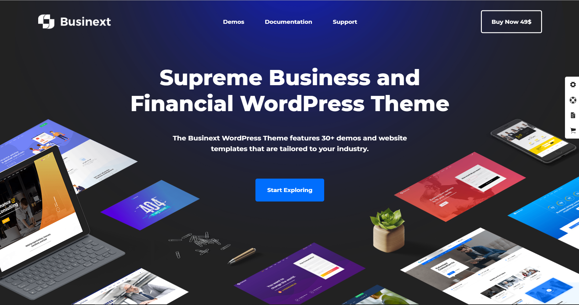 35. Businext - Supreme Business and Financial Institutions