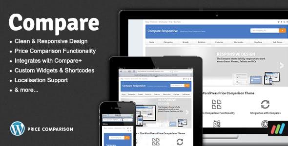 36 - Compare - Price Comparison Theme for WordPress
