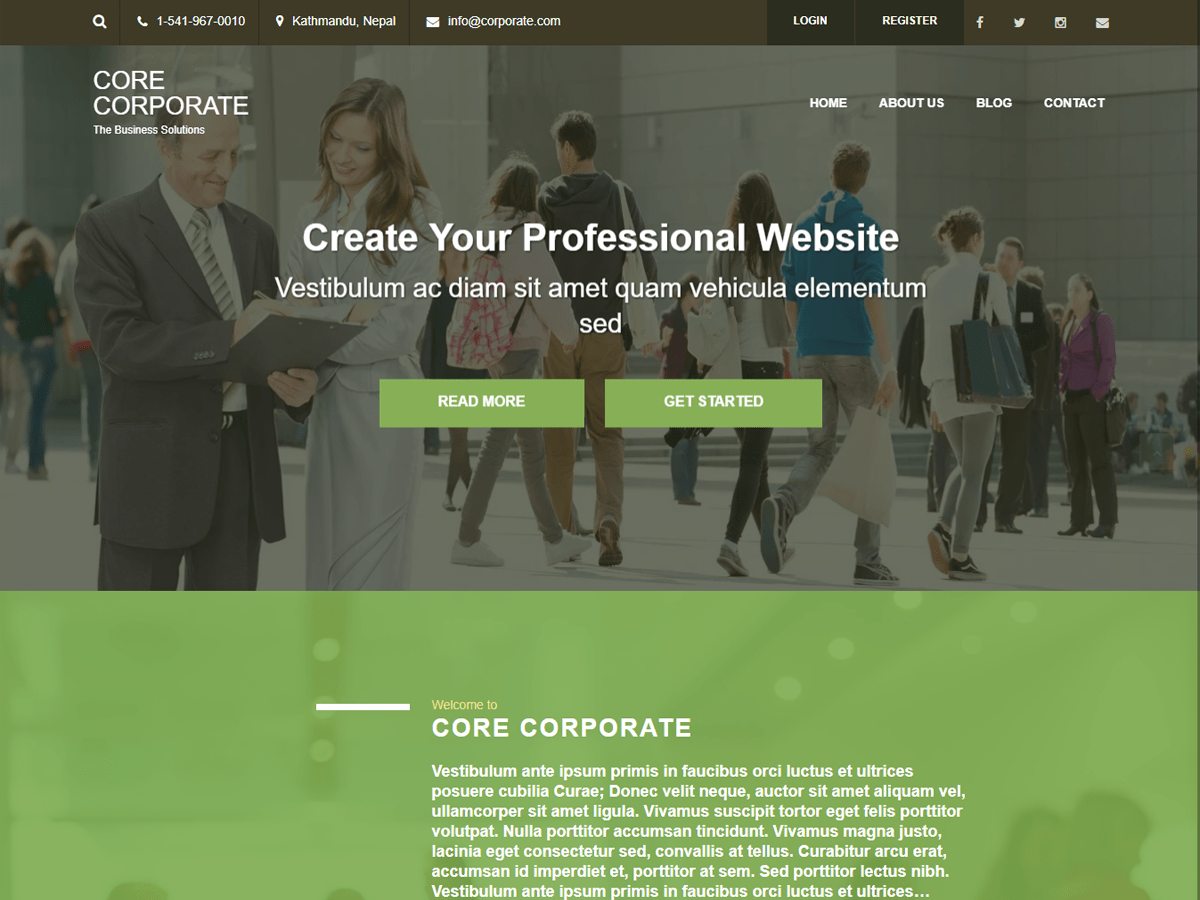 36 - Core Corporate