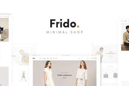 39 - Frido - WooCommerce WordPress Theme