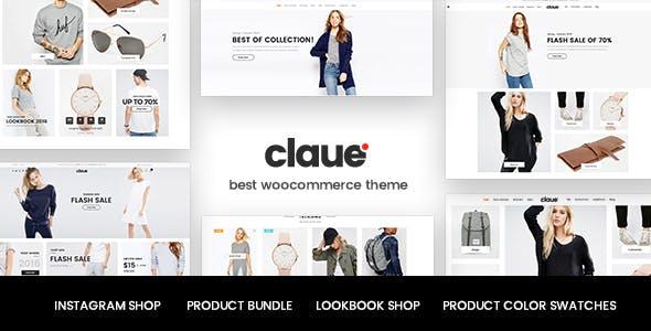 42 - Claue - Clean, Minimal WooCommerce Theme