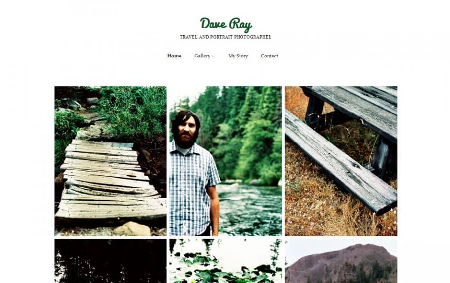 42 - Make Free Photography WordPress Theme