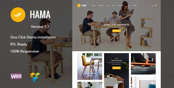 47 - Hama - Store WooCommerce WordPress Theme