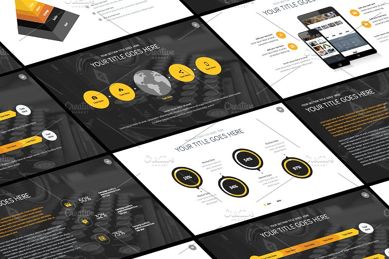 48. THE PROJECT - Keynote Template