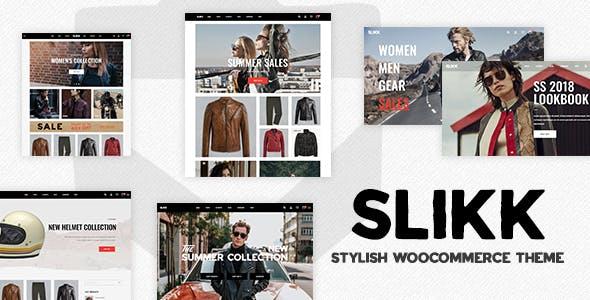 50 - Slikk - A Stylish WooCommerce Theme