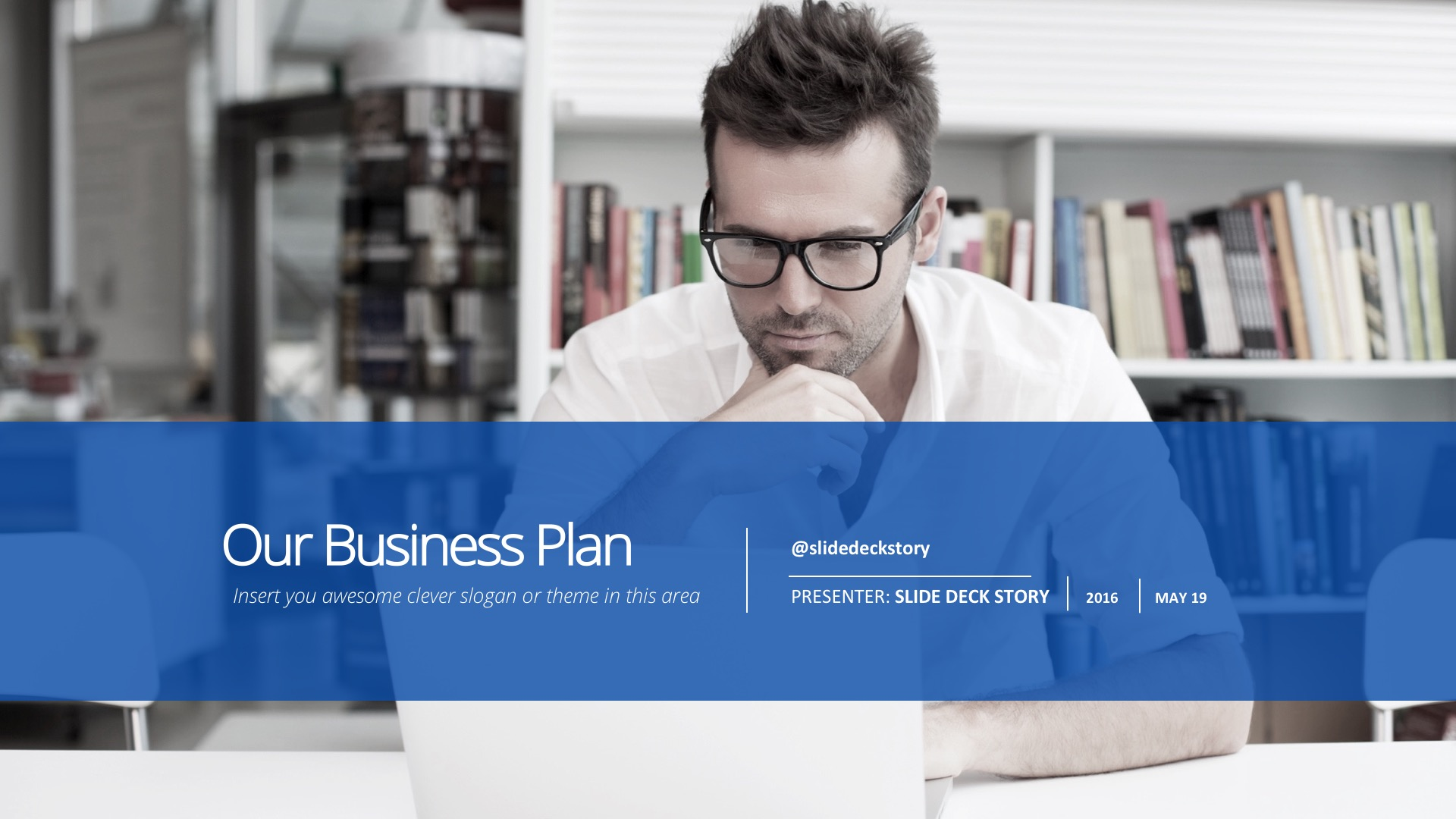 8. Business Plan PowerPoint