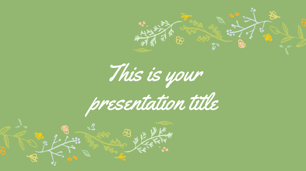Ceres Presentation Template