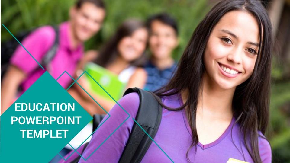Education - PowerPoint Presentation Template 1