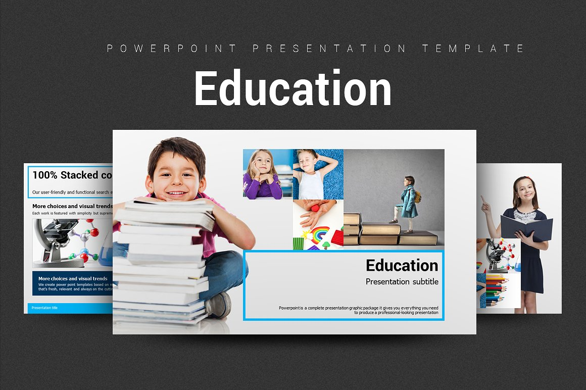 Education PowerPoint Presentation Template