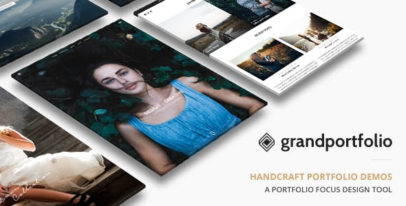 Grand Portfolio Portfolio WordPress